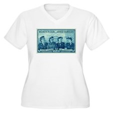 Cute Womens army corps T-Shirt