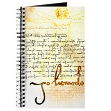 Mark's of da Vinci Journal