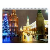 Moscow Wall Calendar