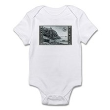 Cute Mt desert island Infant Bodysuit