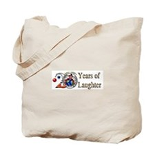 COAI 20 Years of Laughter Tote Bag