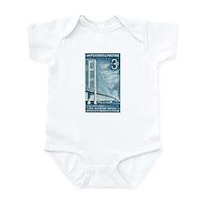 Cute Mackinac Infant Bodysuit