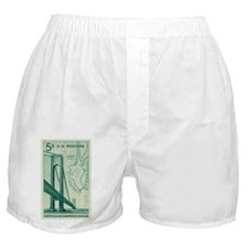 Unique Staten island Boxer Shorts