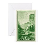 Cute National park Greeting Cards (Pk of 10)