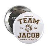 "Twilight Team Jacob 2.25"" Button"