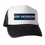 Governor Paterson Hat