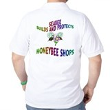 SEABEE/HONEYBEE DESIGN T-Shirt