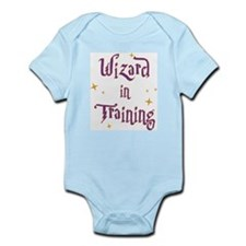 """Wizard in Training"" - Infant Creeper"