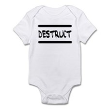 Destruct Triplets Infant Bodysuit