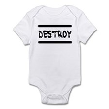 Destroy Triplets Infant Bodysuit
