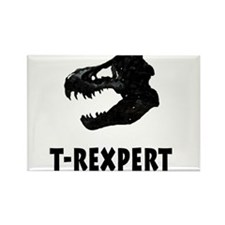 T-Rexpert Rectangle Magnet