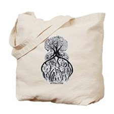 TREE OF LIFE 5 Tote Bag