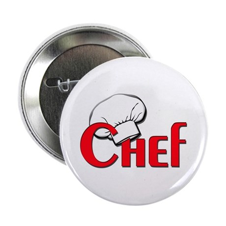 "Chef 2.25"" Button"