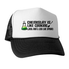 Chemistry Cooking Trucker Hat