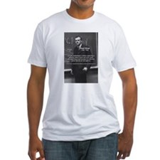 Paul Dirac Quantum Theory Shirt