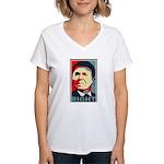 Reagan Right Women's V-Neck T-Shirt