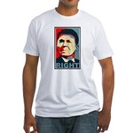 Reagan Right Fitted T-Shirt