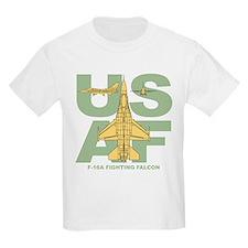 F-16A Kids T-Shirt