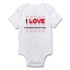 I LOVE SALES PROMOTION ACCOUNT EXECUTIVES Infant B