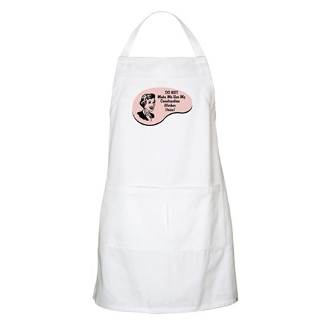 Construction Worker Voice BBQ Apron