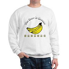 Bananas Sweatshirt