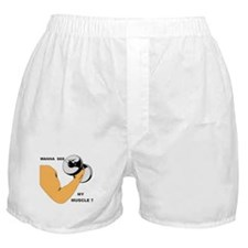 Cool Gym Boxer Shorts