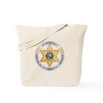 Florida Game Warden Tote Bag