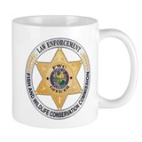 Florida Game Warden Mug