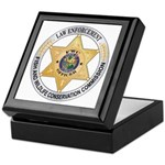 Florida Game Warden Keepsake Box