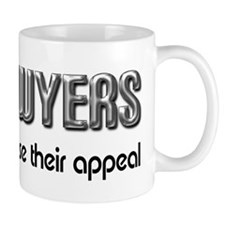 Lawyers Appeal Small Mug