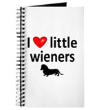 Love Little Wieners Journal