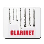 Clarinet Mousepad