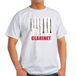 Clarinet Light T-Shirt