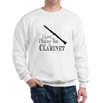 Clarinet Sweatshirt