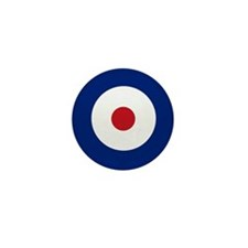 RAF Roundel Mini Button (10 pack)