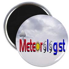 Meteorologist Magnet