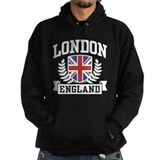 London England Hoodie