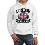 London England Jumper Hoody