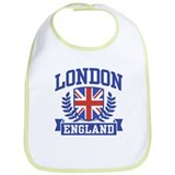 London England Bib