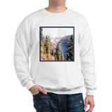 Lake Coeur d'Alene Idaho Sweatshirt