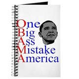 Obama is One Big Ass Mistake America. Anti Obama P