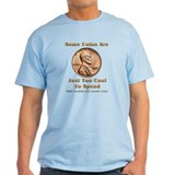 Cool Coins -- Lincoln Cent T-Shirt