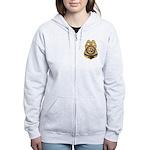 B.I.A. Special Agent Women's Zip Hoodie