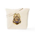 B.I.A. Special Agent Tote Bag