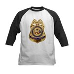 B.I.A. Special Agent Kids Baseball Jersey