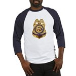 B.I.A. Special Agent Baseball Jersey
