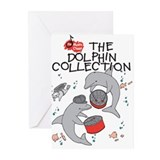 The Dolphin Collection Greeting Cards (Pk of 10)