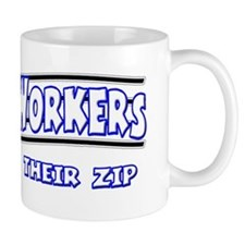 Postal Worker Coffee Mug
