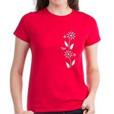 Flowers and Bees Tee