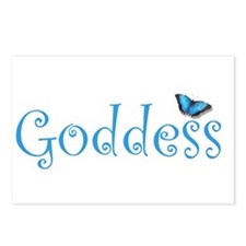Goddess Postcards (Package of 8)